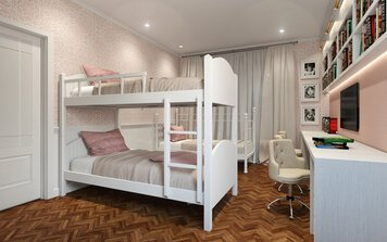 Online design Country/Cottage Kids Room by Aida A. thumbnail