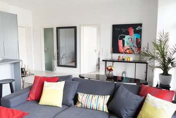 Online design Modern Living Room by Jacinta l. thumbnail
