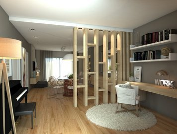 Online design Contemporary Home/Small Office by Vale G. thumbnail