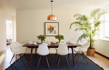 Online design Modern Dining Room by Shamus M. thumbnail