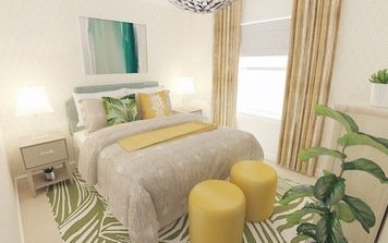 Online design Beach Bedroom by Audrey P. thumbnail