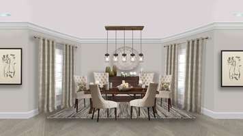 Online design Traditional Dining Room by Alicia S. thumbnail