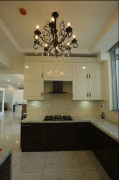 Online design Traditional Kitchen by Anup T. thumbnail