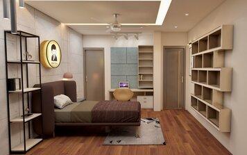 Online design Modern Kids Room by Anup T. thumbnail