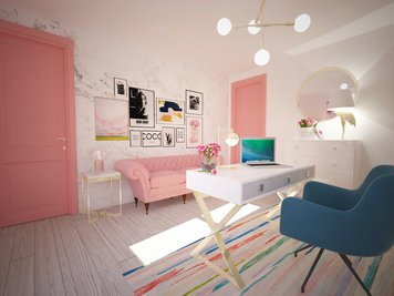 Online design Glamorous Home/Small Office by Dominika Z. thumbnail