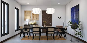 Online design Eclectic Dining Room by Shofy D. thumbnail