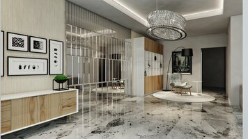 Online design Contemporary Hallway/Entry by Aida A. thumbnail
