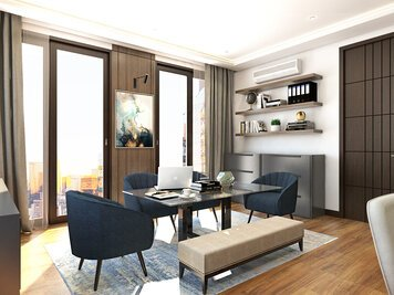 Online design Transitional Business/Office by Salome P. thumbnail