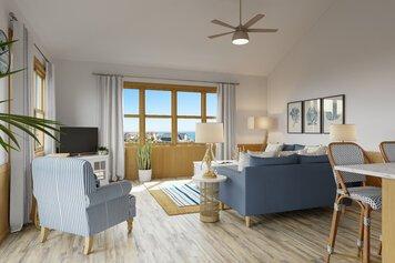 Online design Beach Living Room by Casey H. thumbnail