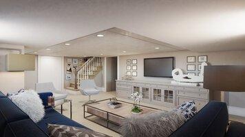 Online design Glamorous Living Room by Tera S. thumbnail