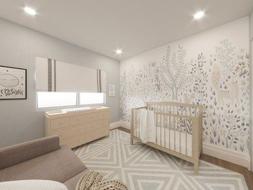 Online design Traditional Nursery by Wanda P. thumbnail