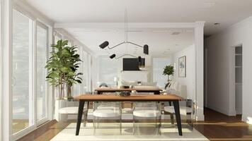Online design Modern Living Room by Basmah E. thumbnail