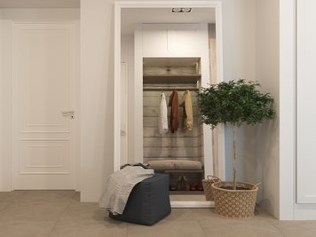 Online design Eclectic Hallway/Entry by Kate S thumbnail