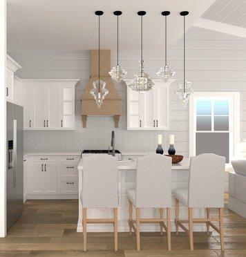 Online design Beach Kitchen by Jessica S. thumbnail