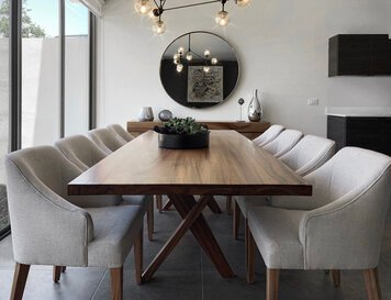 Online design Contemporary Dining Room by Arlen A. thumbnail