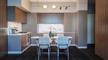 Online design Modern Kitchen by Beyzanur K. thumbnail