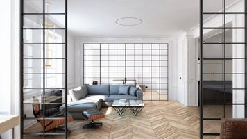 Online design Eclectic Living Room by Rajna S. thumbnail