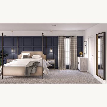 Online design Contemporary Bedroom by Iulia B. thumbnail
