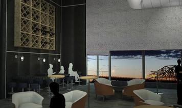 Online design Modern Hallway/Entry by Amber R. thumbnail