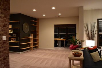 Online design Contemporary Living Room by Soniya M. thumbnail