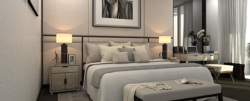 Online design Contemporary Bedroom by Cristina C. thumbnail