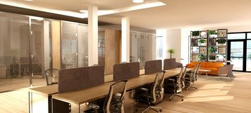 Online design Contemporary Business/Office by Keerthana V. thumbnail