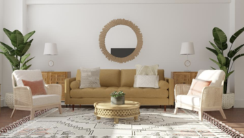 Online design Contemporary Living Room by Greta Z. thumbnail