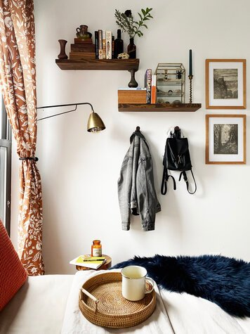 Online design Eclectic Bedroom by Erin R. thumbnail