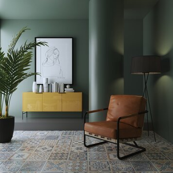 Online design Eclectic Living Room by Shofy D. thumbnail