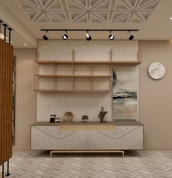 Online design Transitional Dining Room by Anup T. thumbnail