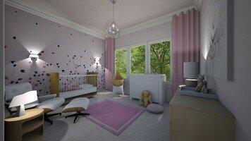 Online design Modern Nursery by Dale C. thumbnail