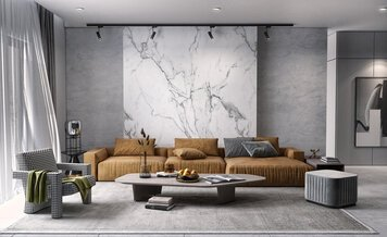 Online design Contemporary Living Room by Arlen A. thumbnail