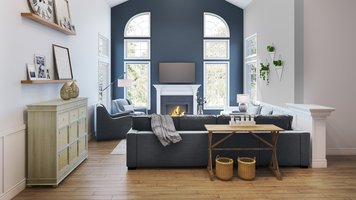 Online design Transitional Living Room by Alicia S. thumbnail