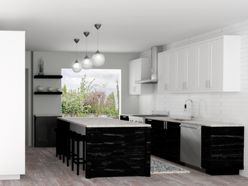 Online design Contemporary Kitchen by Betsy M. thumbnail