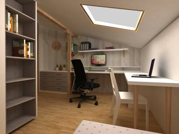 Online design Modern Home/Small Office by Dragana V. thumbnail