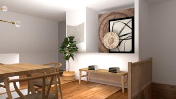 Online design Modern Hallway/Entry by Ornela N. thumbnail