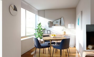 Online design Modern Dining Room by Ana L. thumbnail