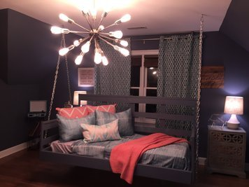 Online design Contemporary Kids Room by Brooke M. thumbnail