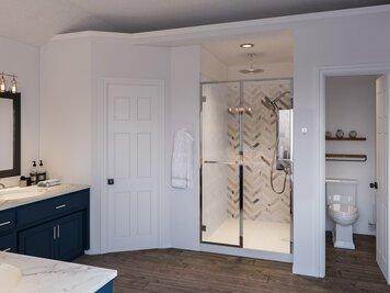Online design Contemporary Bathroom by Sarah M. thumbnail