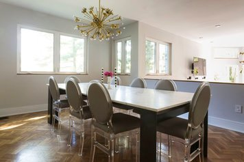 Online design Eclectic Dining Room by Devanshi S. thumbnail