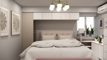 Online design Contemporary Bedroom by Rehan A. thumbnail