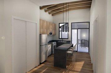Online design Transitional Kitchen by Kristina O. thumbnail
