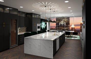 Online design Modern Kitchen by Deidre B. thumbnail