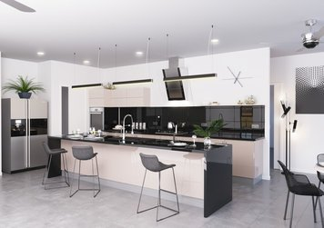 Online design Contemporary Kitchen by Anahit M. thumbnail