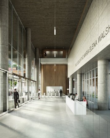 Online design Modern Hallway/Entry by Gabriela S. thumbnail