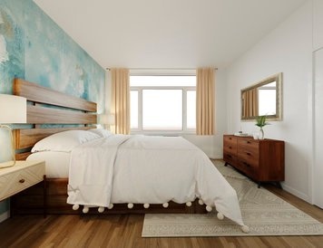 Online design Eclectic Bedroom by Sarah M. thumbnail