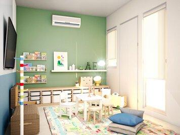 Online design Modern Kids Room by Edelyn P. thumbnail