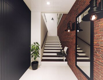 Online design Eclectic Hallway/Entry by Aida A. thumbnail