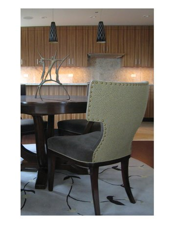 Online design Transitional Dining Room by Cynthia T. thumbnail