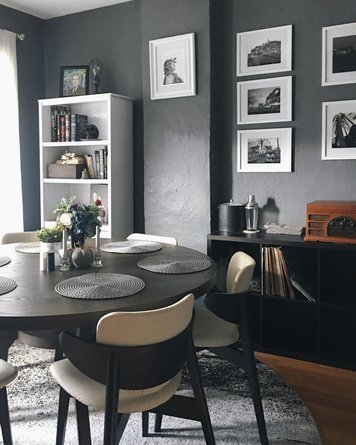 Online design Modern Dining Room by Samantha W. thumbnail